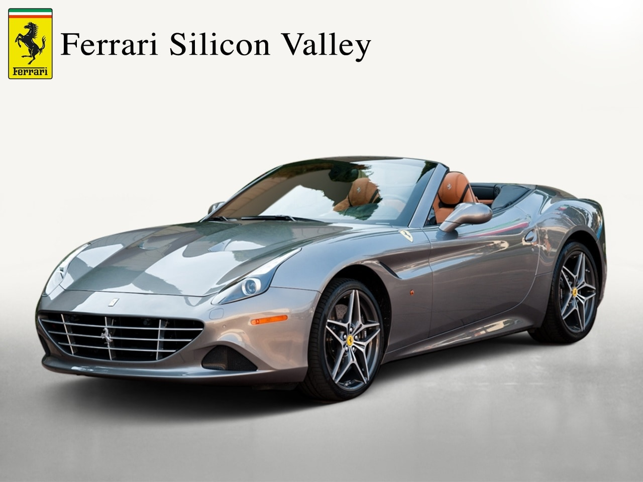 Certified Pre-Owned 2015 Ferrari California T Convertible For Sale Beverly Hills, CA