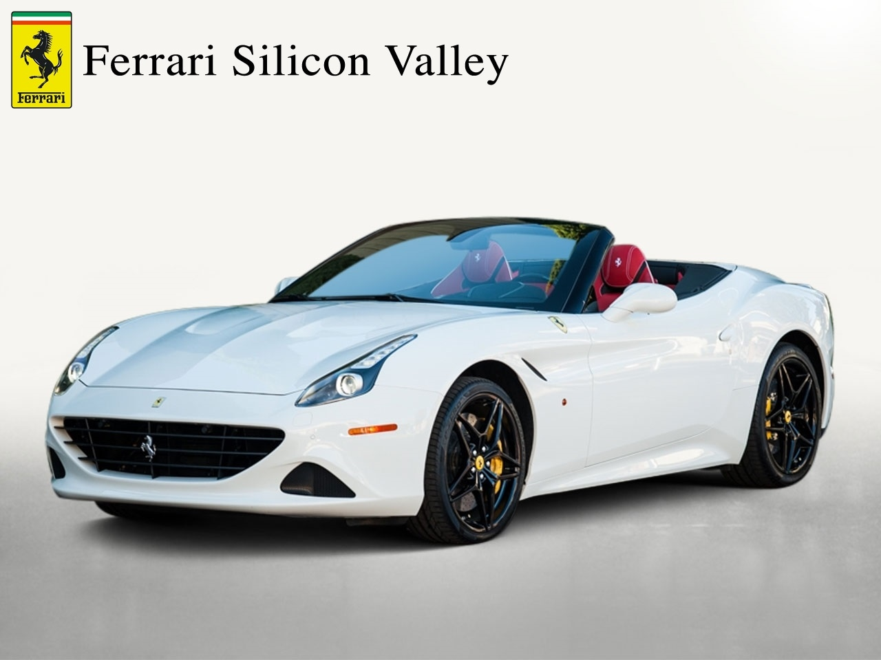 Certified Pre-Owned 2016 Ferrari California T Convertible For Sale Beverly Hills, CA