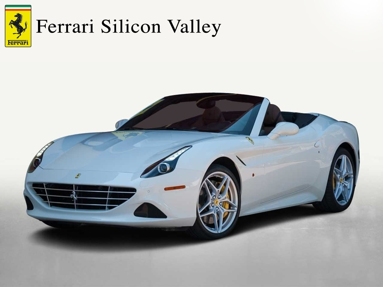Certified Pre-Owned 2016 Ferrari California T Convertible For Sale Torrance, California