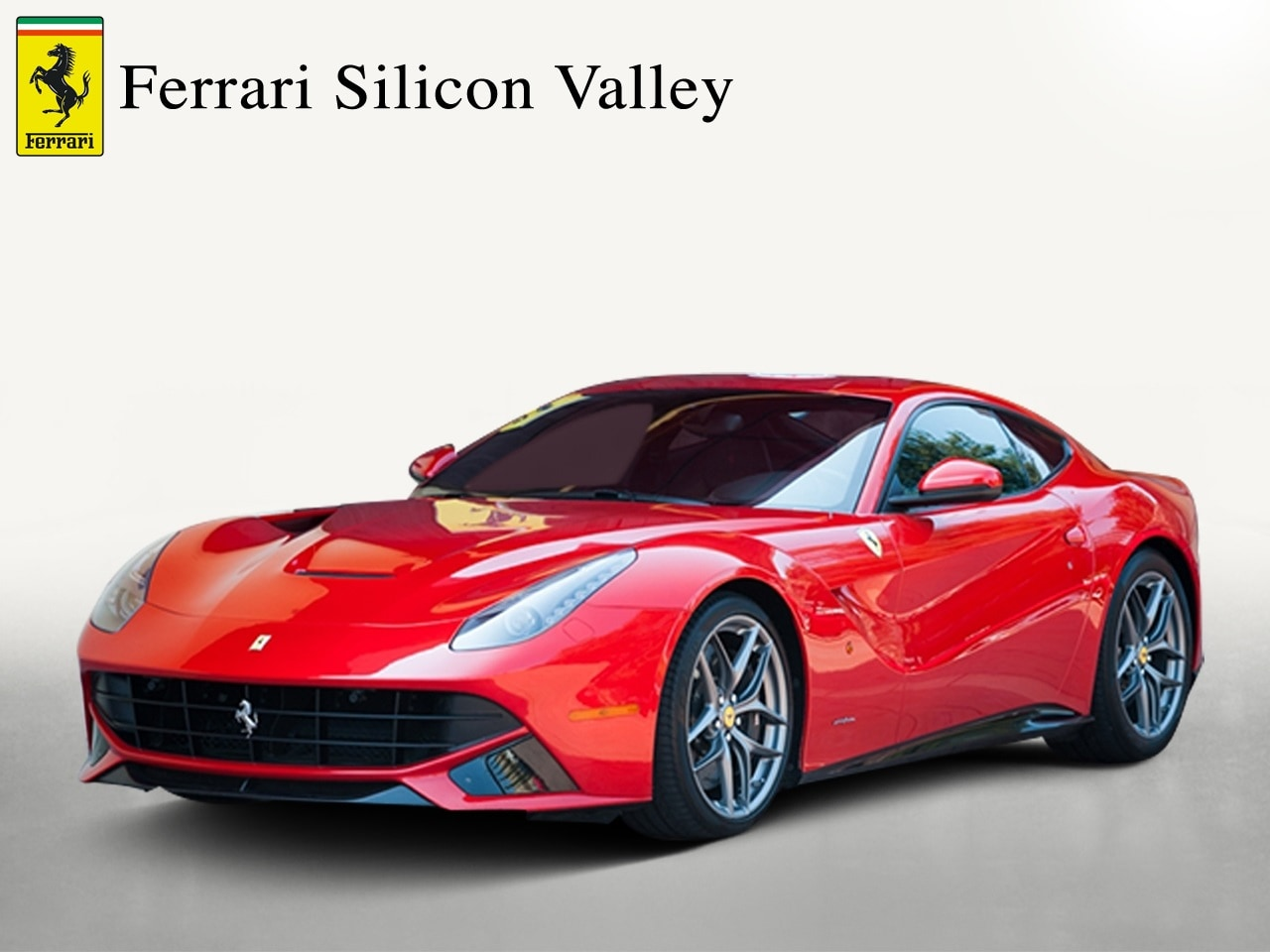 Certified Pre-Owned 2014 Ferrari F12berlinetta Coupe For Sale Beverly Hills, California