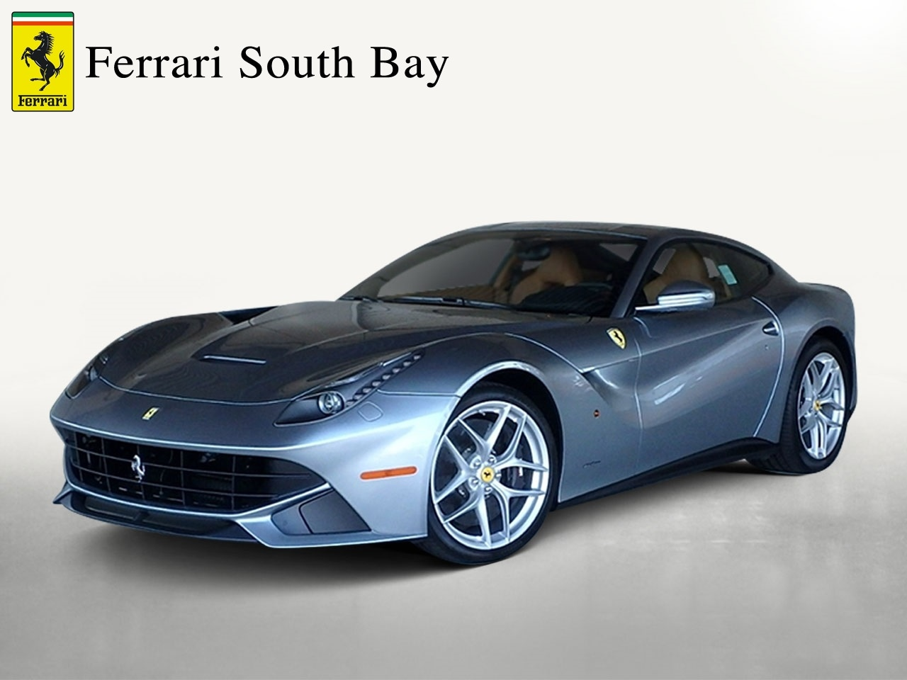 Certified Pre-Owned 2015 Ferrari F12 Berlinetta Coupe For Sale Beverly Hills, CA