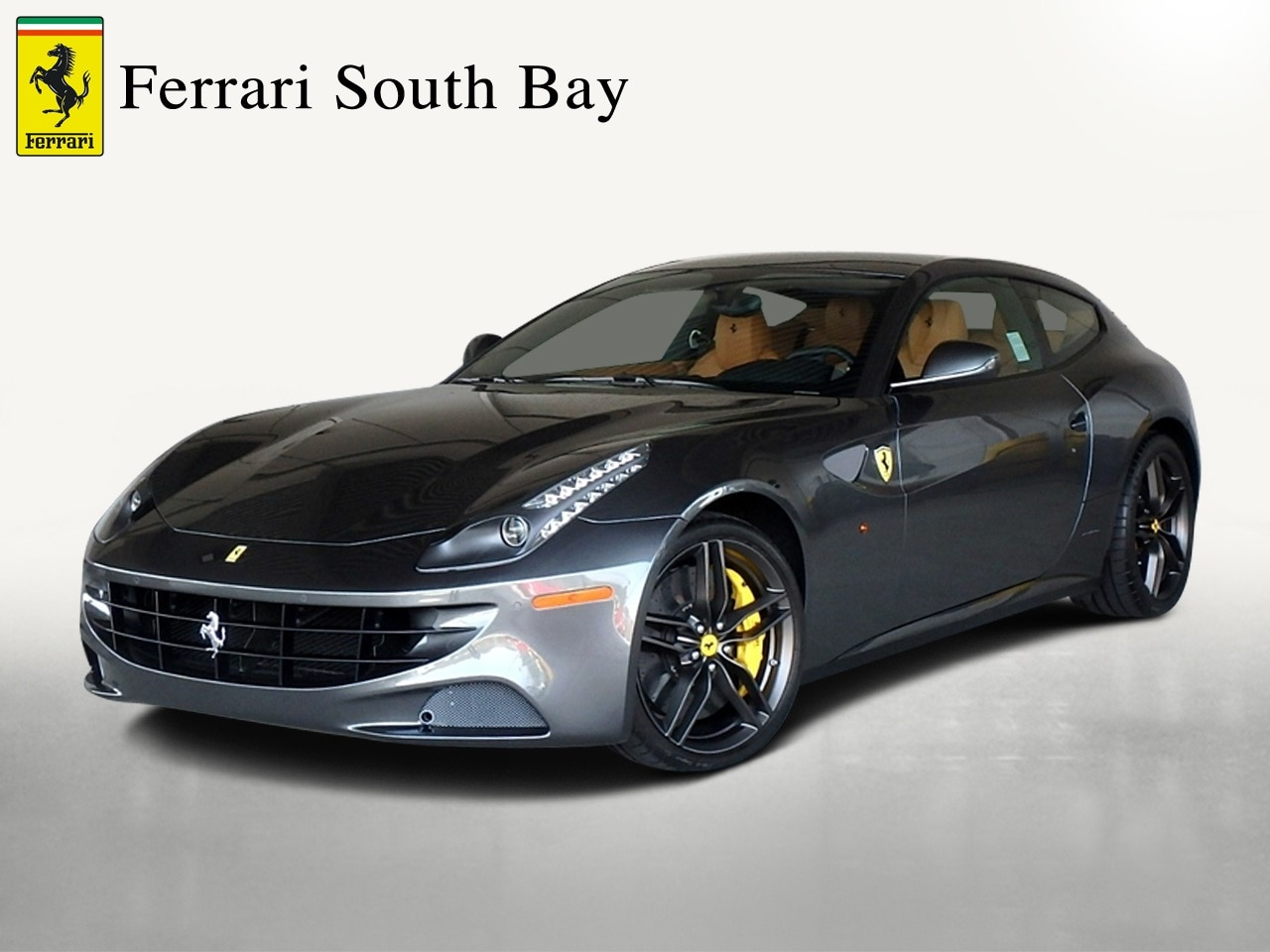 Certified Pre-Owned 2015 Ferrari FF Coupe For Sale Beverly Hills, California
