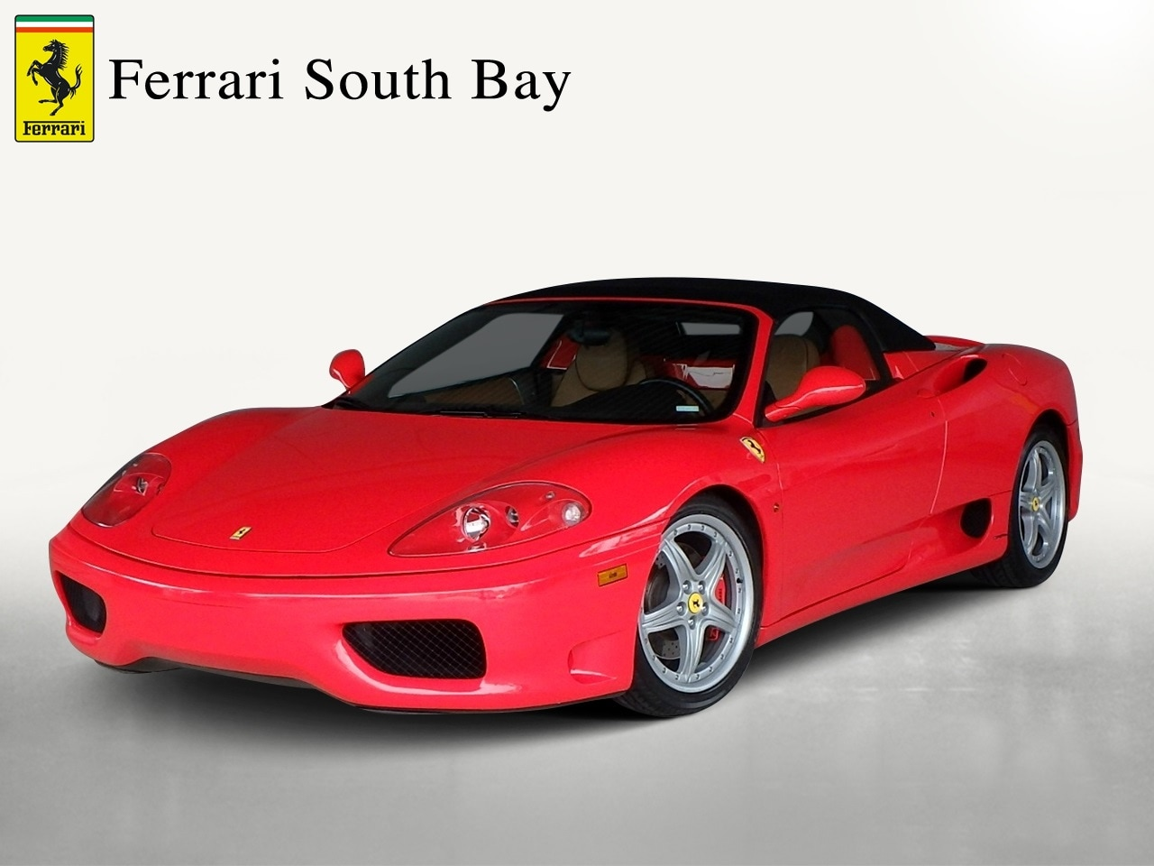 Used 2004 Ferrari 360 Modena Spider F1 Convertible For Sale Beverly Hills, CA