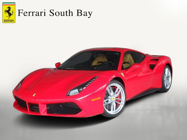Used 2016 Ferrari 488 GTB Coupe For Sale Redwood City, CA