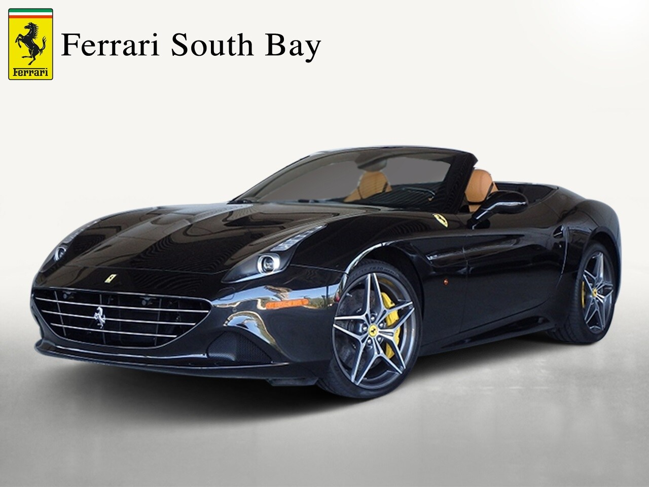 Certified Pre-Owned 2015 Ferrari California T Convertible For Sale Torrance, California