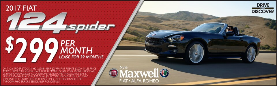 Fiat Alfa Romeo New Used Cars For Sale Serving Austin Tx