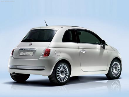 Fiat 500 Pop Vs Lounge