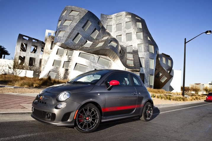 2017 FIAT 500 Abarth near Richmond