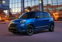 2017 FIAT 500L near Richmond