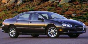 2000 Chrysler LHS 4dr Sdn Car