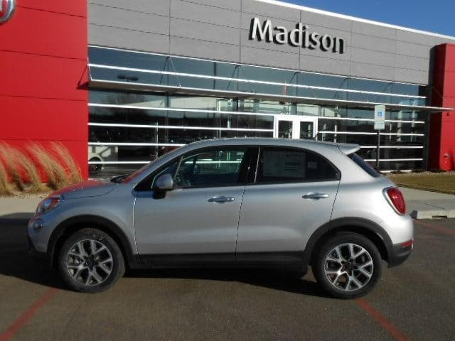 Used 2016 FIAT 500X Trekking SUV in Madison
