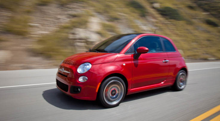 Fiat vehicle comparisons