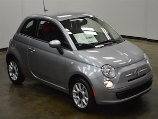 New 2017 FIAT 500 Pop Hatchback F7050 in Brunswick, OH
