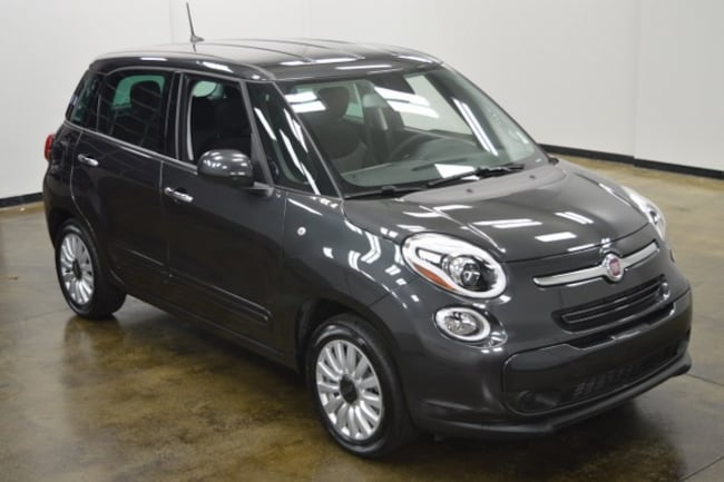 New 2017 FIAT 500L Pop Hatchback for sale in the Brunswick, OH