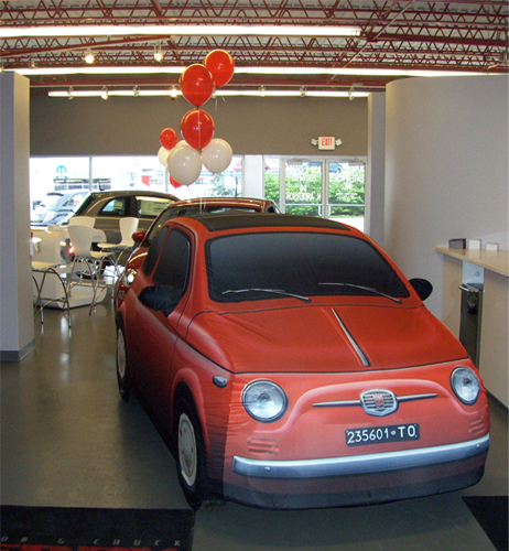 FIAT Dealership in Youngstown, OH