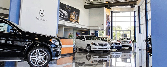 fields motorcars new mercedes benz dealership in