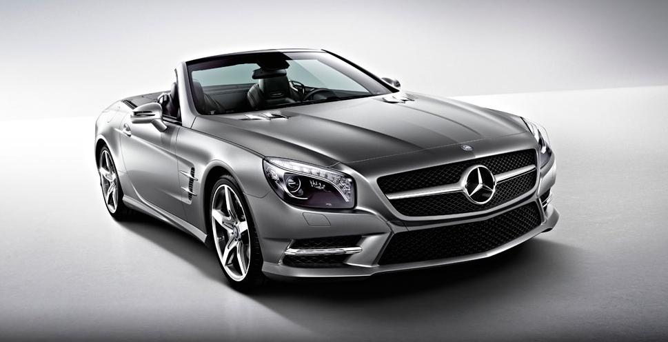Fields motorcars all new 2013 sl550 roadster makes its for Fields mercedes benz lakeland