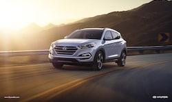 2017 Hyundai Tucson in Santa Fe
