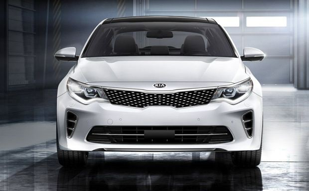 The 2017 Kia Optima from Rio Rancho Blends Excellent Style and Ride