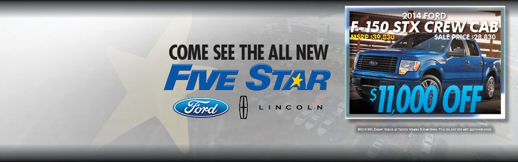 Five Star Ford Lincoln