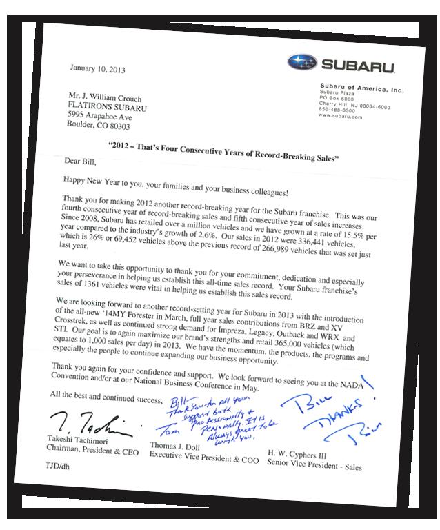 Request Letter Format Dealership