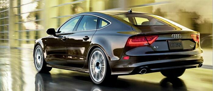 2013 Audi A7 in Chicago | Fletcher Jones Audi