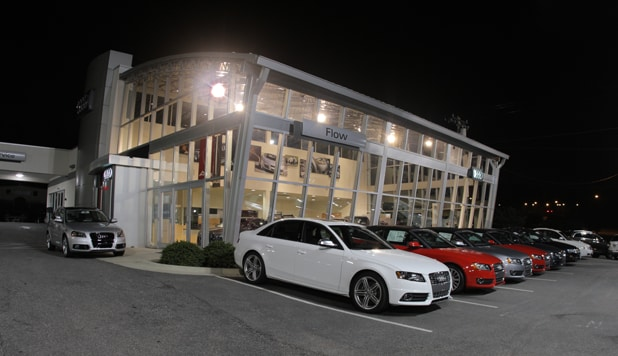 Flow Audi Winston Salem New And Pre Owned Audi Vehicles