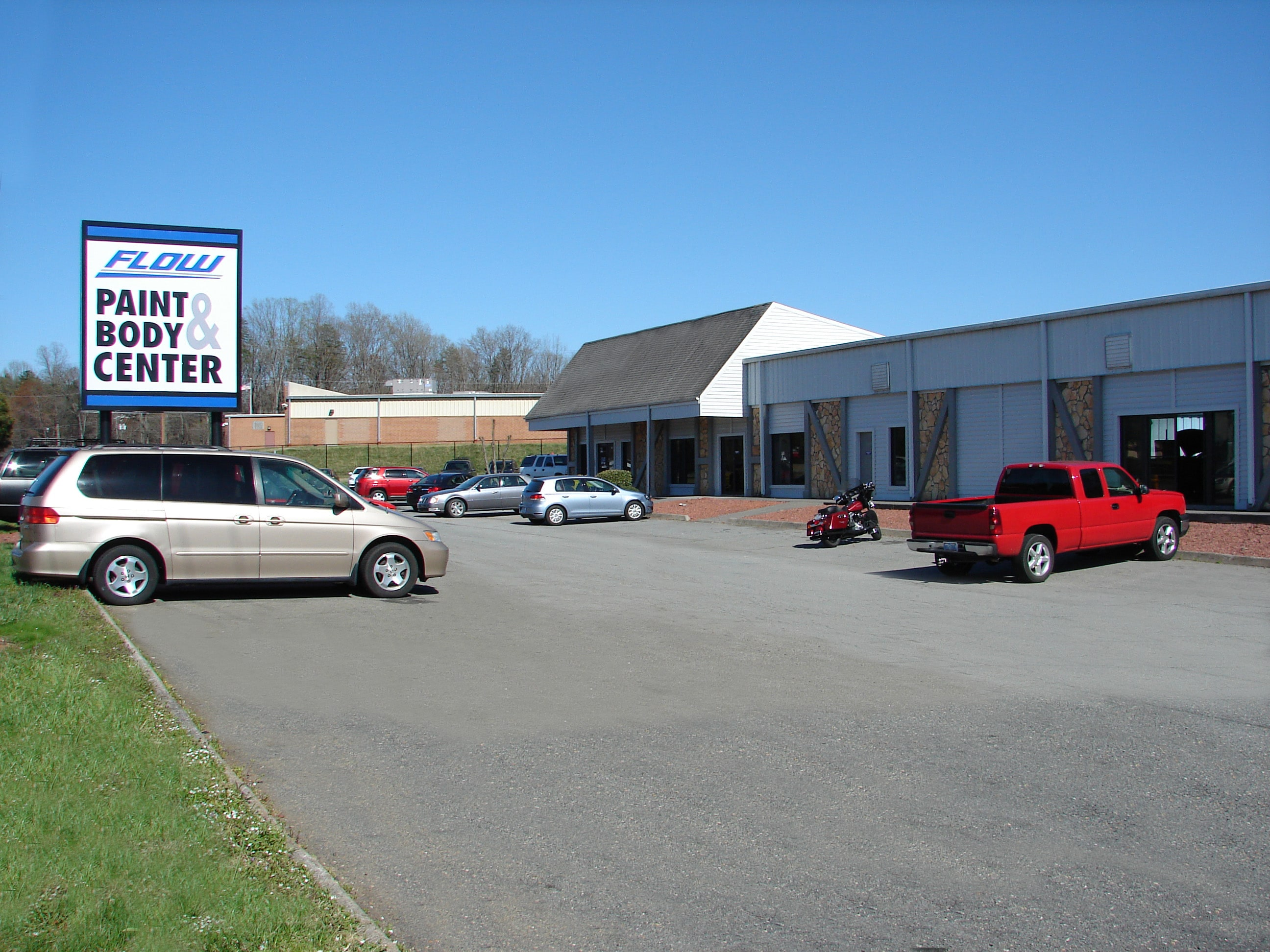 Flow chevrolet buick gmc service and repair winston for Affordable motors winston salem nc reviews