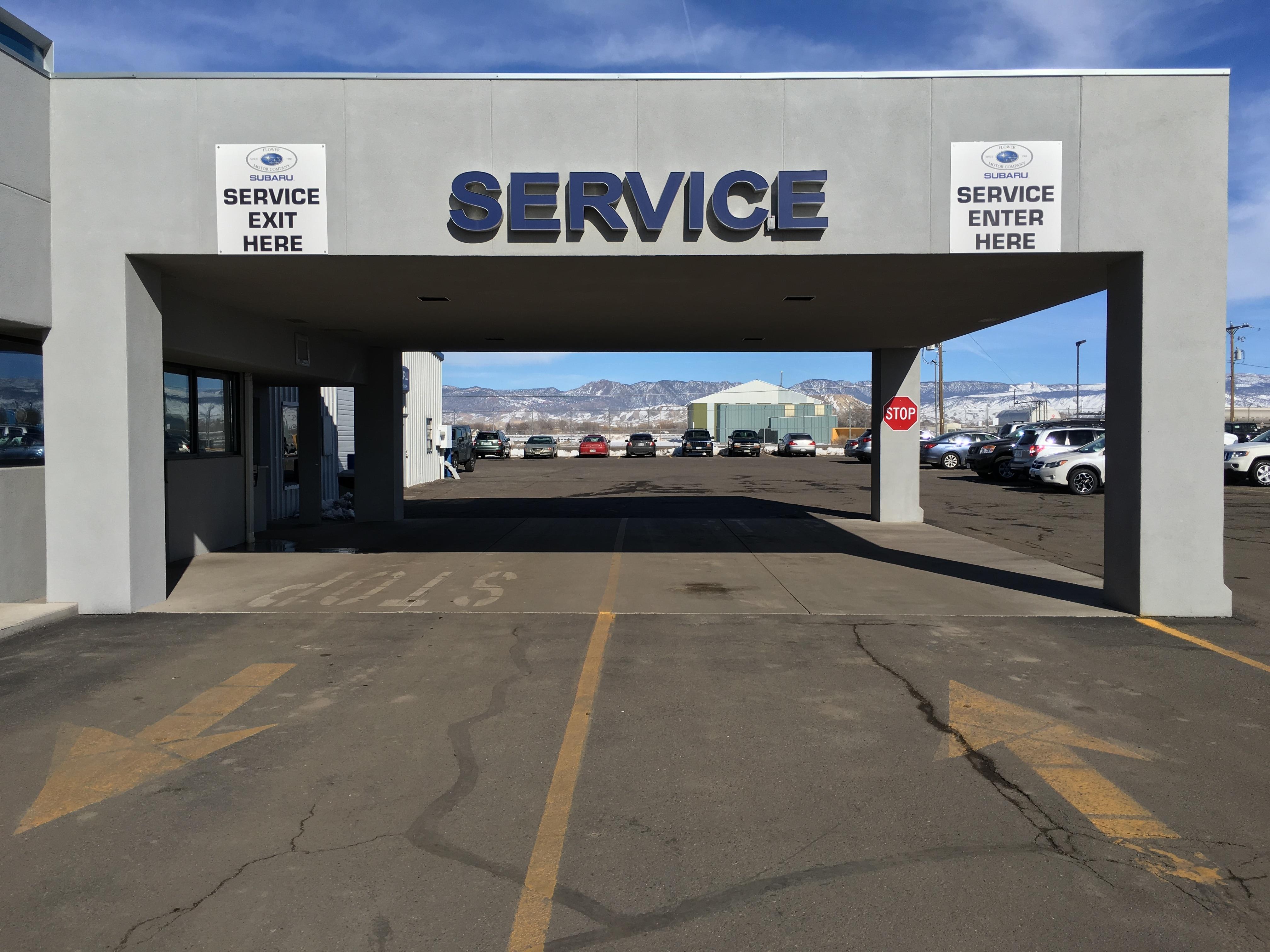 Montrose subaru service car repair car service near for Flower motor company montrose co 81401