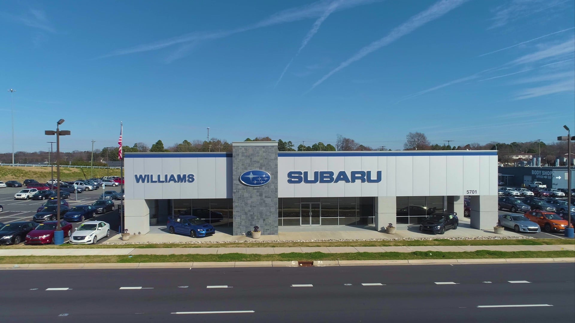 williams subaru charlotte nc new used subaru dealership. Black Bedroom Furniture Sets. Home Design Ideas