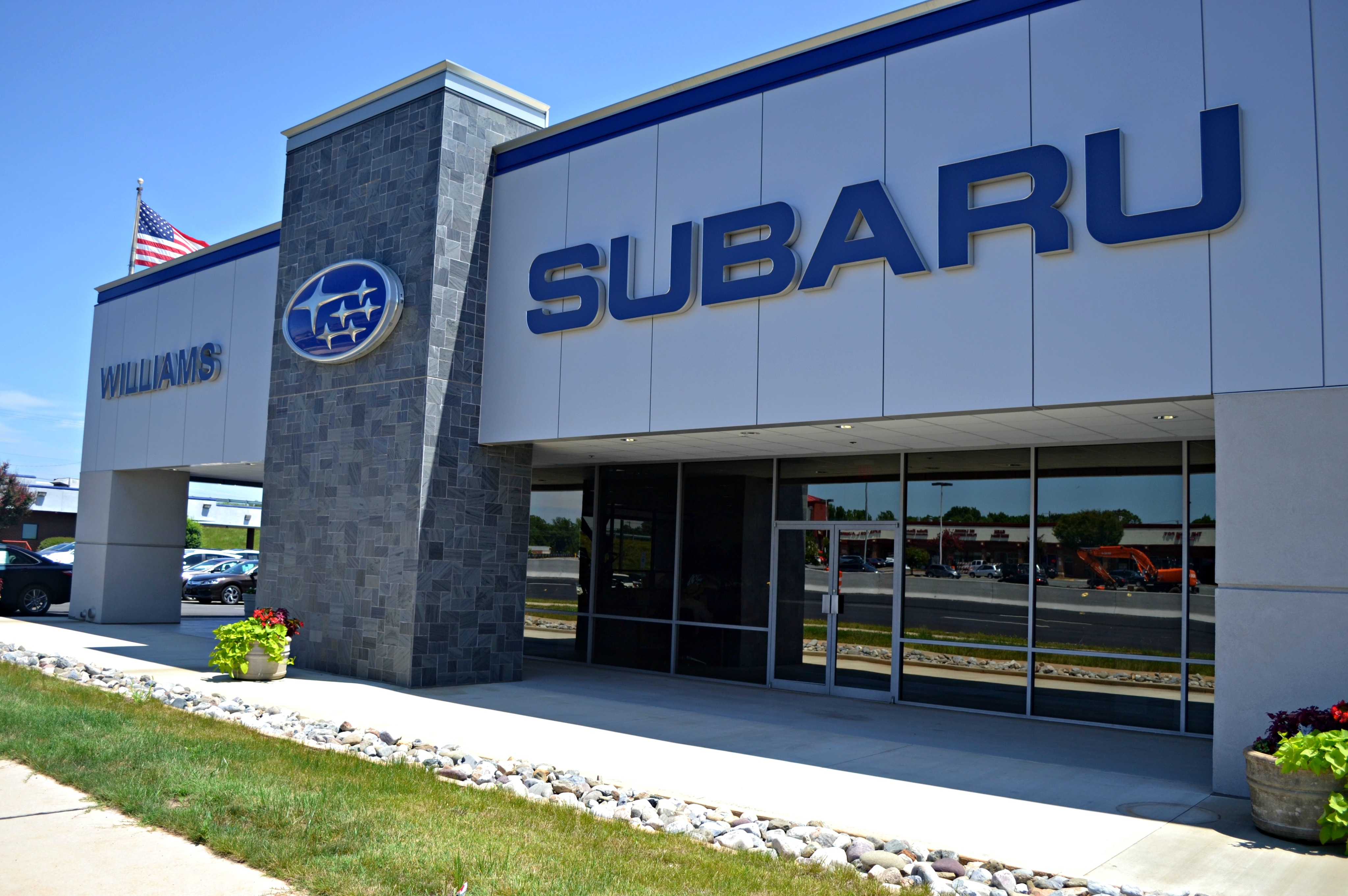 about williams subaru charlotte new used subaru dealer near concord gastonia and hickory. Black Bedroom Furniture Sets. Home Design Ideas