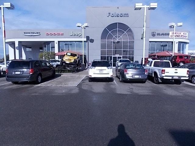 Dodge chrysler jeep ram dealer folsom ca folsom lake for Folsom lake honda service