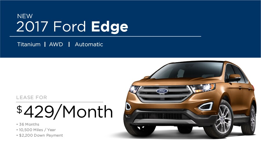 Ford Edge Special in Fairfield CA