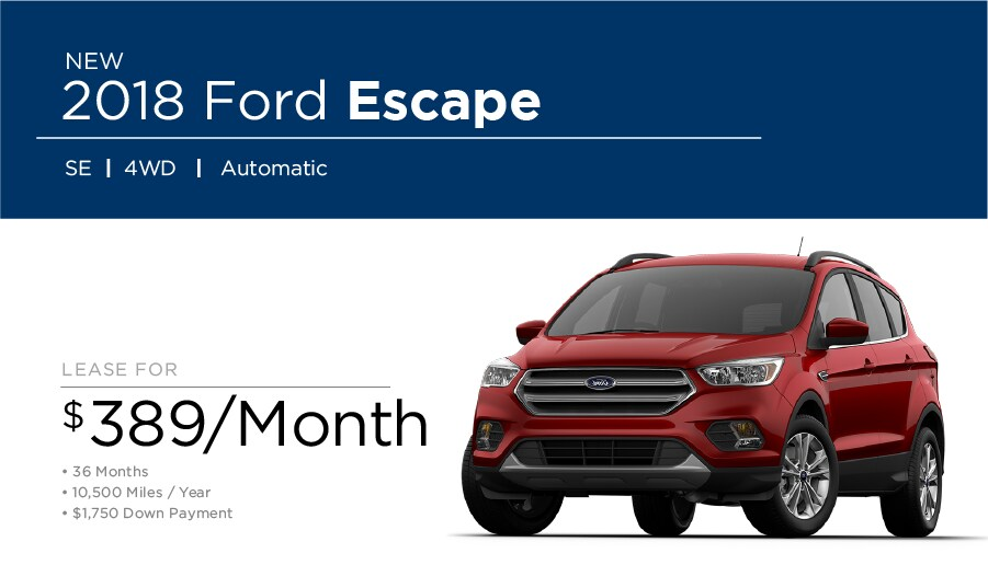 Ford Escape Special in Fairfield CA