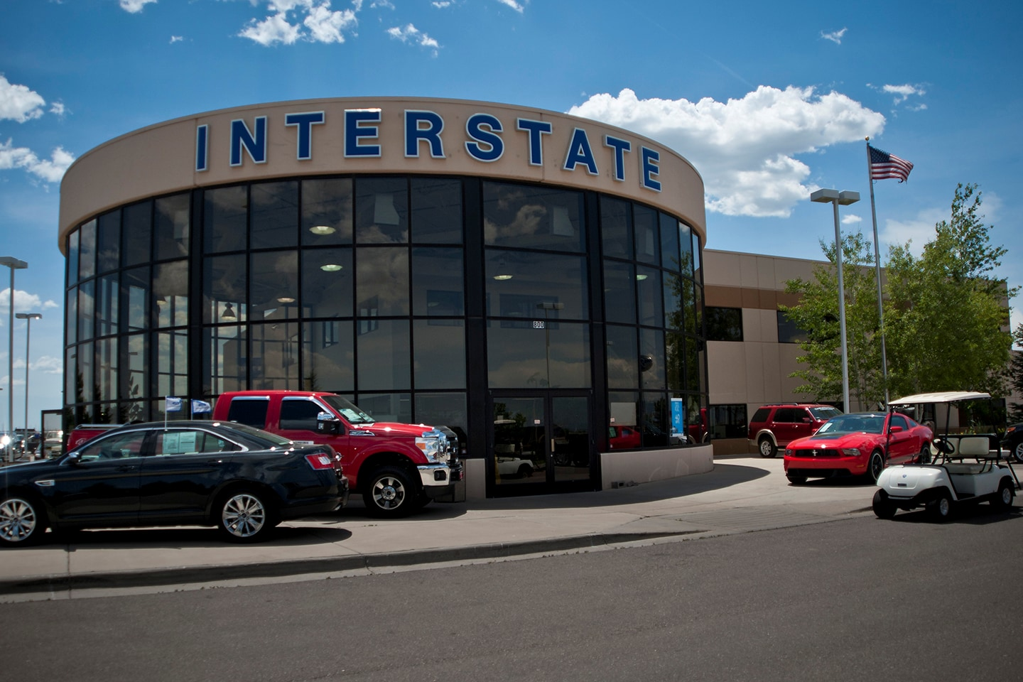 About Interstate Ford Denver and Boulder Region Ford Dealers