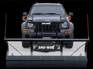 2014 Sno-Way 26 Series Snowplow