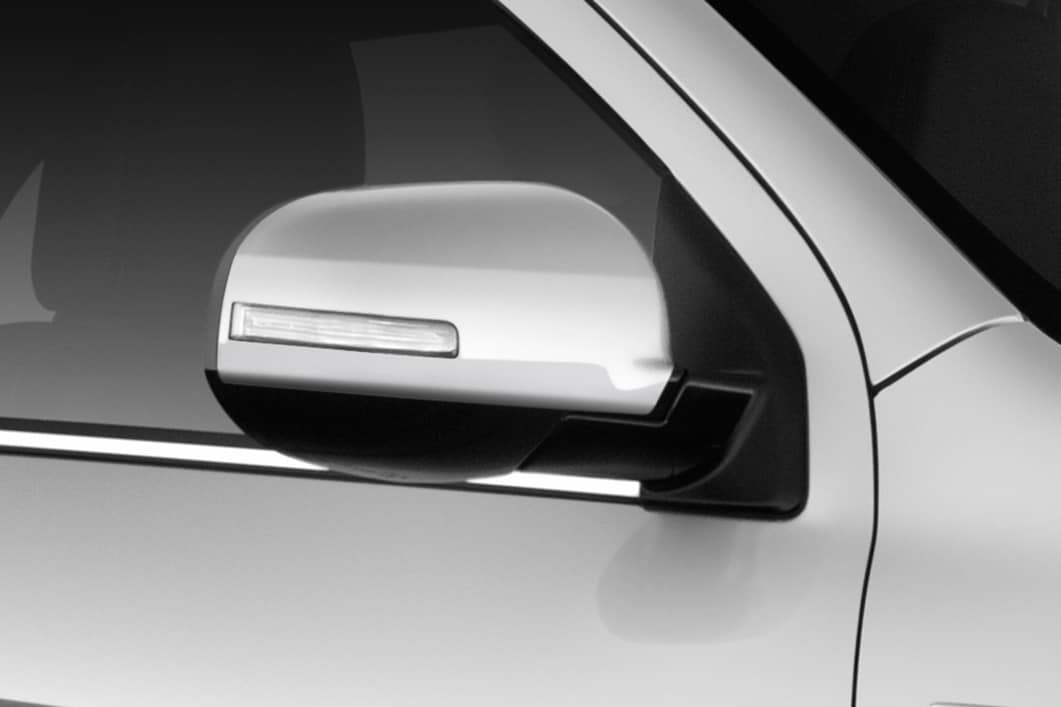 2017 Mitsubishi Outlander Sport Heated Side Mirrors