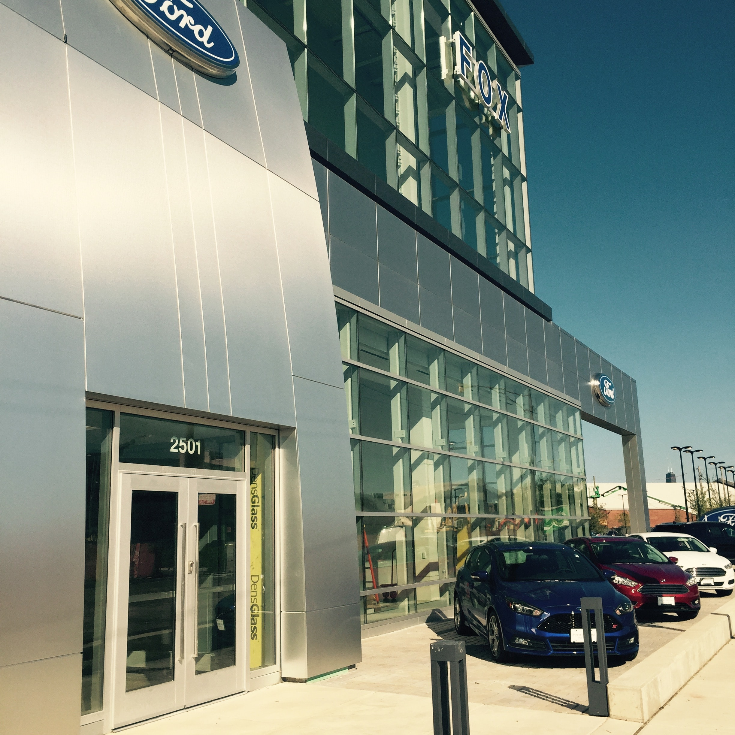 Chicago Ford Car & Truck Dealership