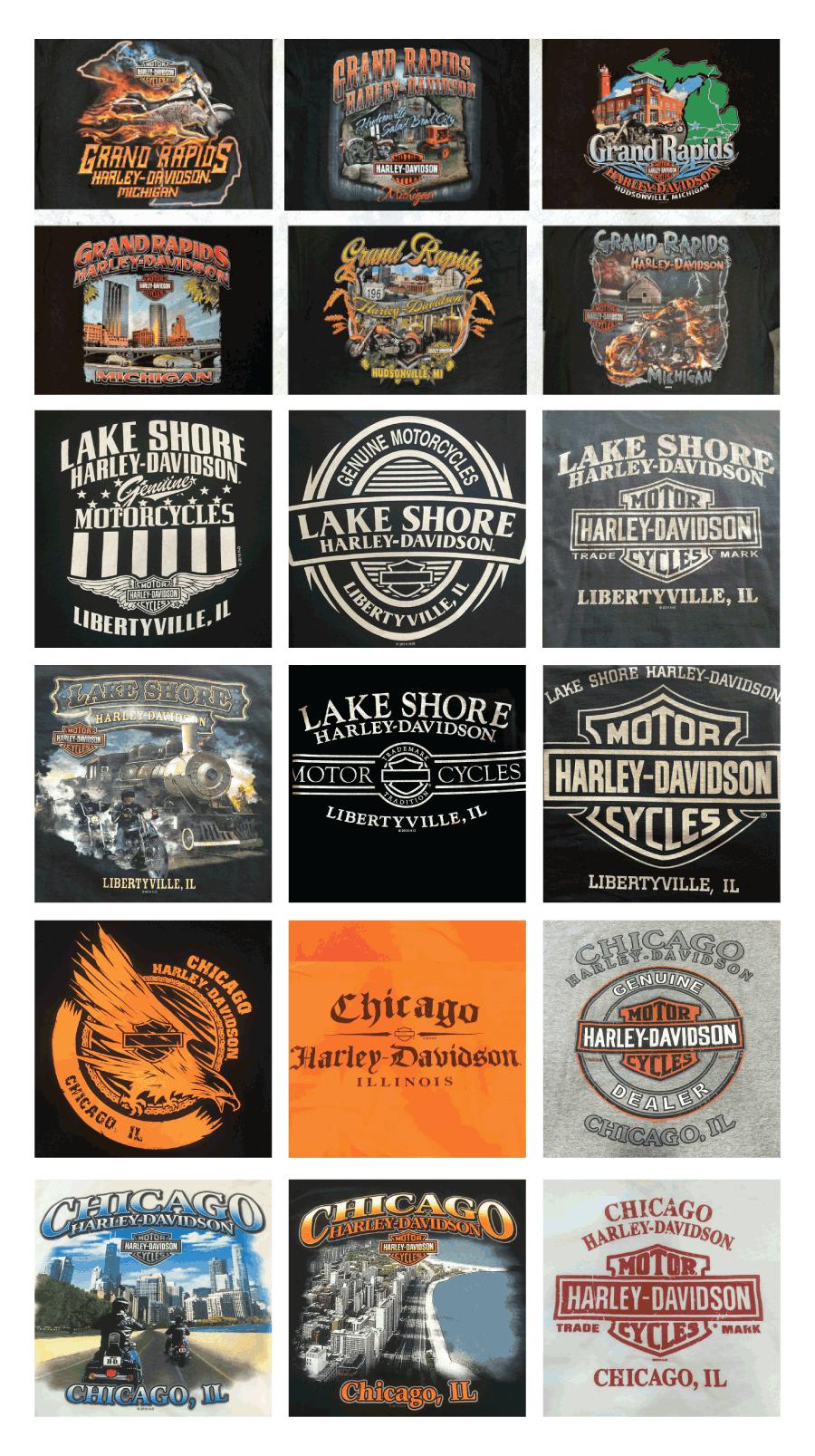 Grand Rapids Harley Davidson Dealership