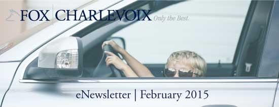 2015 february blog post list fox charlevoix for Fox motors charlevoix service
