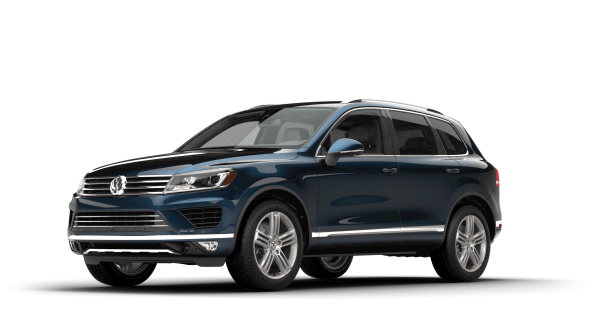 VW Touareg info, details & reviews