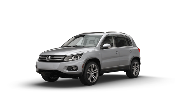 VW Tiguan review, details & info