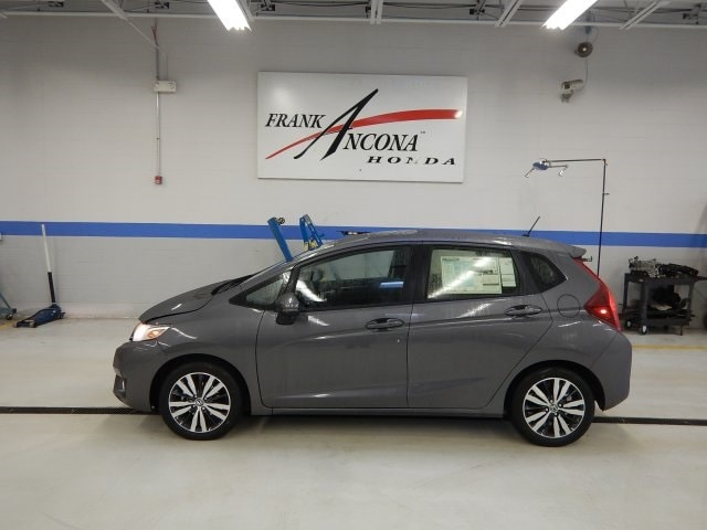 2017 Honda Fit EX-L Hatchback