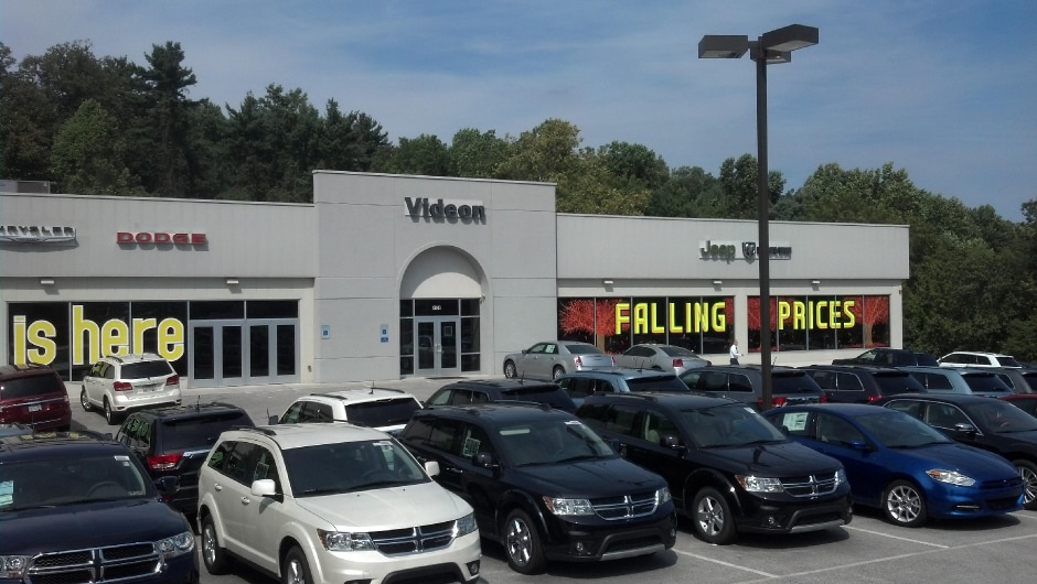 Jeep Springfield Pa >> Newtown Square Chrysler, Dodge, Jeep and RAM Dealer ...