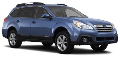 Subaru Service Center