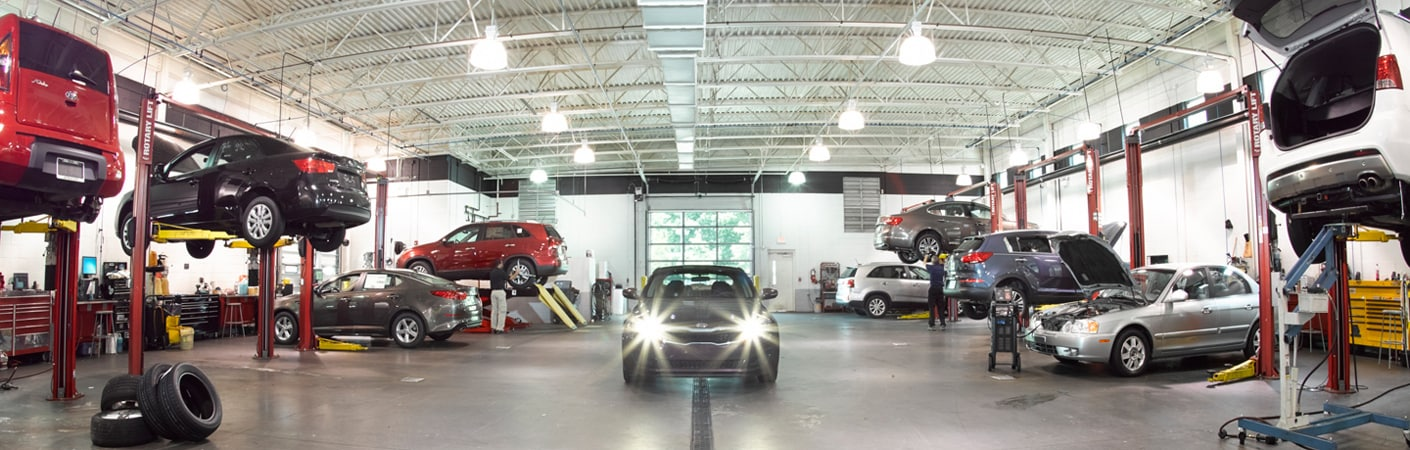 Expert Kia Service Oil Change Brakes Tires Raleigh Nc
