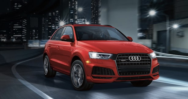 2018 Audi Q3 available in Michigan