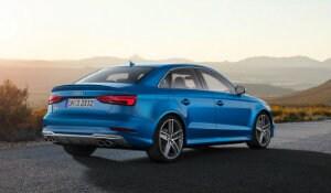 2017 Audi A3 exterior