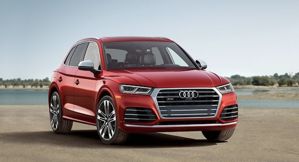 2018 Audi SQ5 available in Michigan