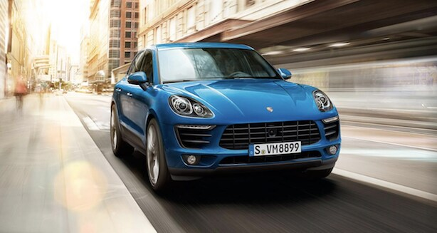 2018 Porsche Macan available near Detroit